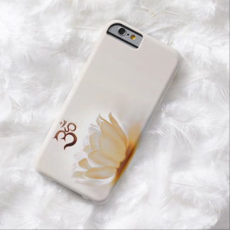White Lotus with OM Barely There iPhone 6 Case