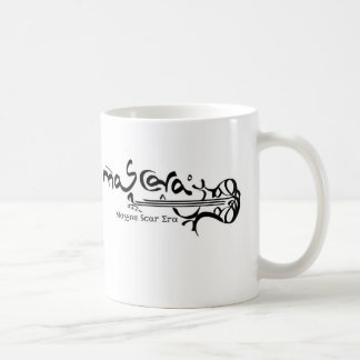 White Mag Coffee Mug