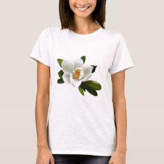 white magnolia bloom T-Shirt