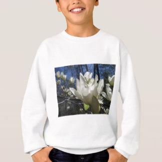 White Magnolia in North Carolina Sweatshirt