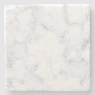 White Marble Stone Coaster