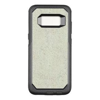 White Mist Cork Wood Grain Look OtterBox Commuter Samsung Galaxy S8 Case
