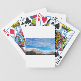 White Mountains New Hampshire Bicycle Playing Cards