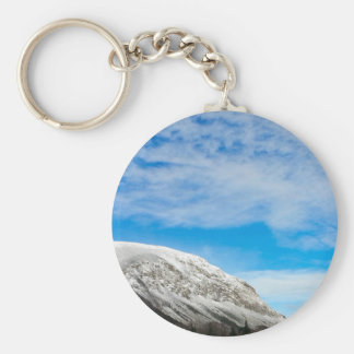 White Mountains New Hampshire Keychain