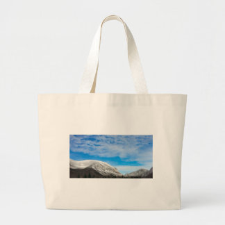 White Mountains New Hampshire Large Tote Bag