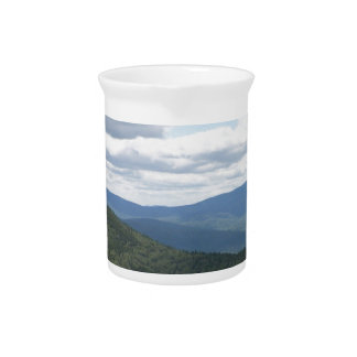 White Mountains New Hampshire Pitcher