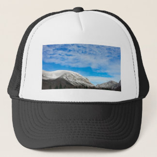 White Mountains New Hampshire Trucker Hat