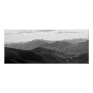 White Mountains, NH Poster