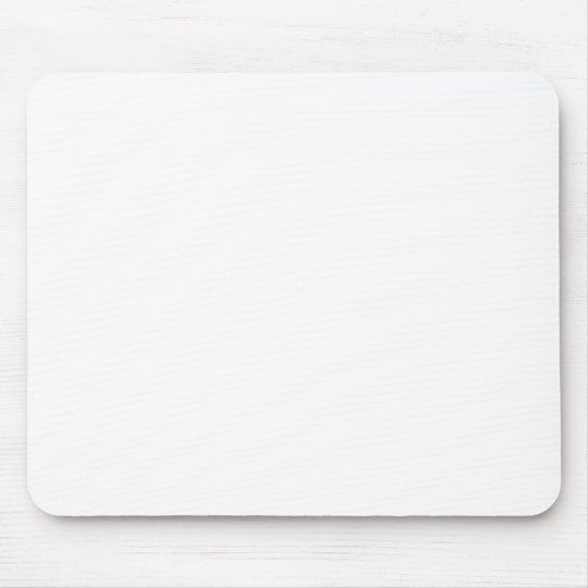 White Mousepad (Customizable)