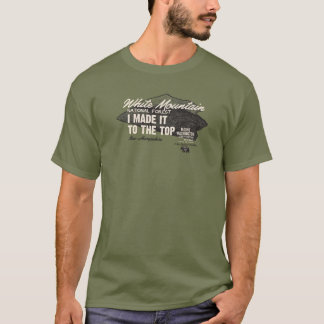 White Mt National Forest Mt Washington NH IMITTT T-Shirt