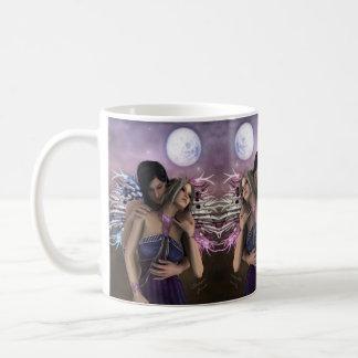 White Mug - Drunk Twin