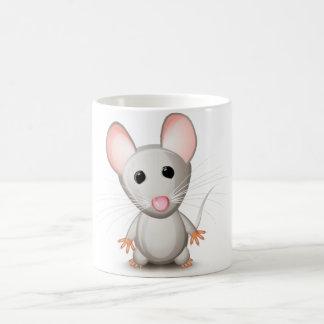 "White mug ""Rat """