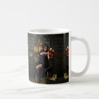 White Mug - The Fairy Dragon