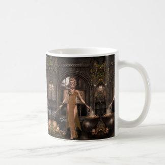 White Mug - The Magician