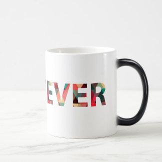 White mug - WHATEVER