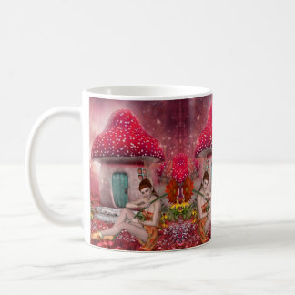 White Mug - With the country of the marvellous one