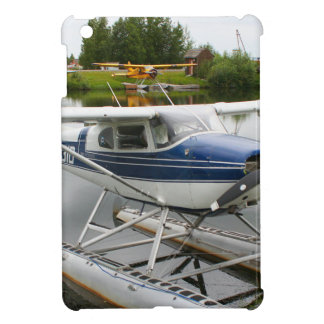 White & navy float plane, Alaska Case For The iPad Mini