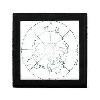 White North Pole AE Map Gift Box