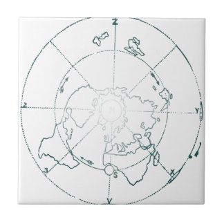 White North Pole AE Map Tile