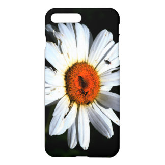 White Old Flower - Phone Cover (iphone 7plus)
