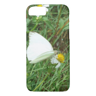White on Green iPhone 8/7 Case