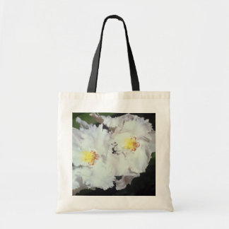 white Orchid odontioda flowers Tote Bag
