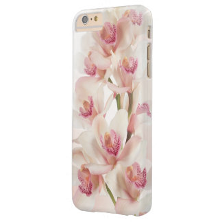 White Orchids Barely There iPhone 6 Plus Case
