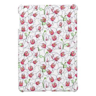White orchids. iPad mini covers