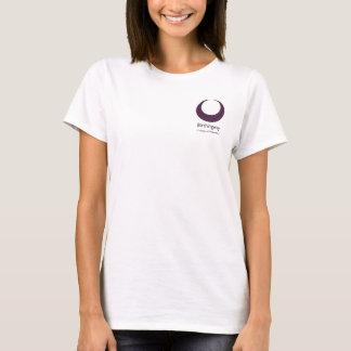 White Oxytocin (Back Design) T-Shirt
