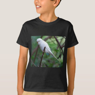 white parakeet T-Shirt