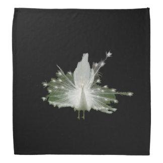 White Peacock Do-rag