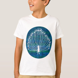 White Peacock T-Shirt