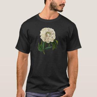 White Peony by Pierre-Joseph Redoute T-Shirt