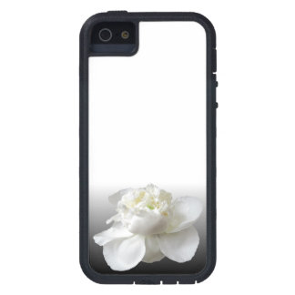 white peony case for the iPhone 5