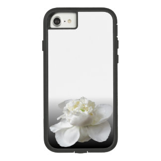 white peony Case-Mate tough extreme iPhone 8/7 case