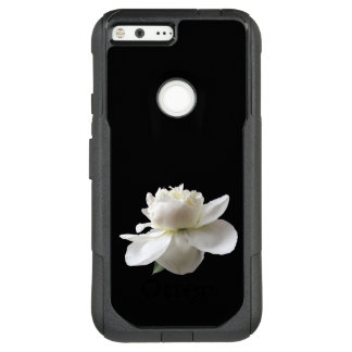 white peony OtterBox commuter google pixel XL case