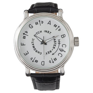 White Pitchpipe Watch