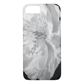 White Poppy iPhone 8/7 Case
