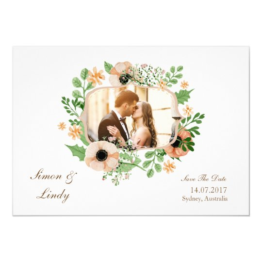 White Pure Elegant Wedding Invitation Card