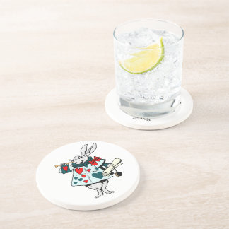 White Rabbit 4 Coaster