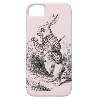 White Rabbit_Alice in Wonderland iPhone 5 Case