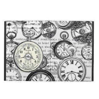 White Rabbit Alice Wonderland Clock Powis iPad Air 2 Case