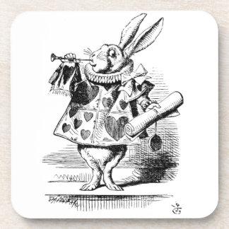 White Rabbit Coaster