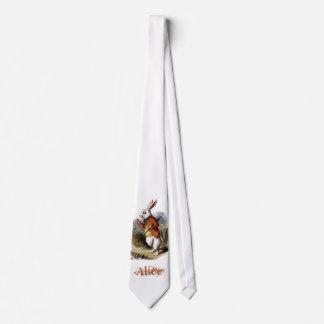 White Rabbit (color) Tie