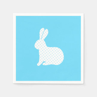 White Rabbit Disposable Napkins