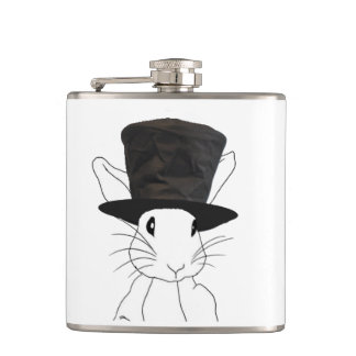 White Rabbit Flasks