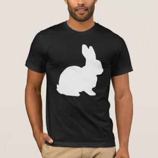 White Rabbit Hare Alice In Wonderland Party T-Shirt