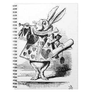White Rabbit Notebook