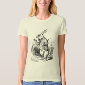 White Rabbit - T T-Shirt
