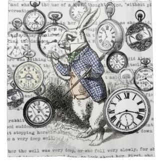 White Rabbit Time Alice in Wonderland